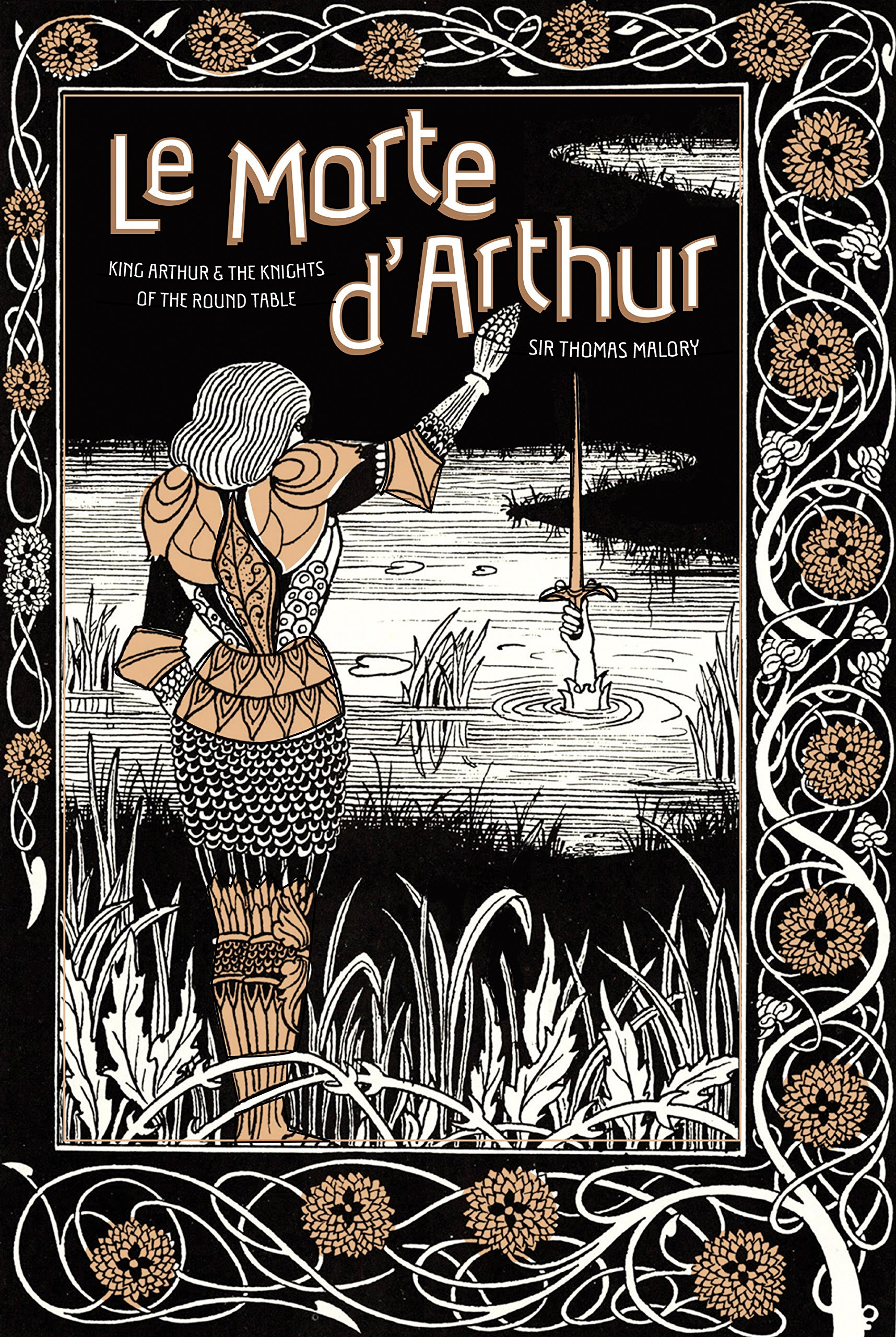 Image result for le morte d'arthur