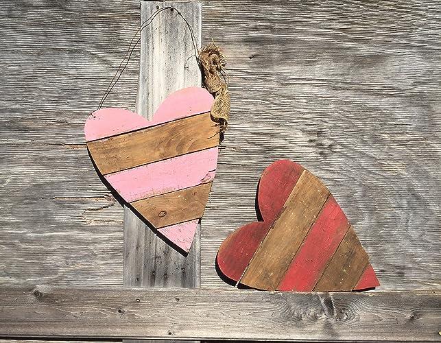 Valentineu0027s Day Door Hanger   Valentineu0027s Day Decor   Valentineu0027s Day Sign    Heart Door Sign