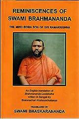 Reminiscences of Swami Brahmananda Paperback