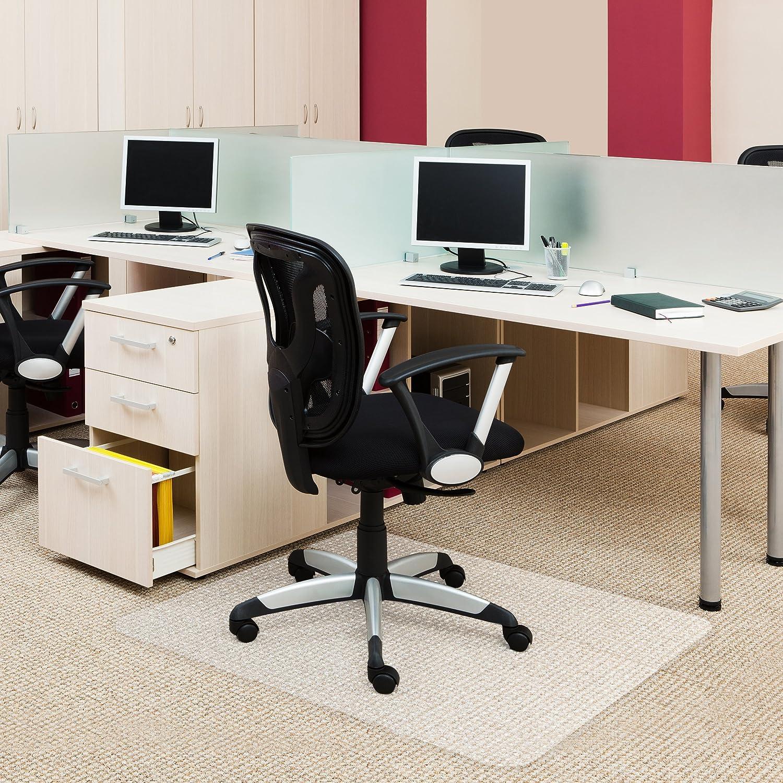 amazon com chair mat for carpets low medium pile computer