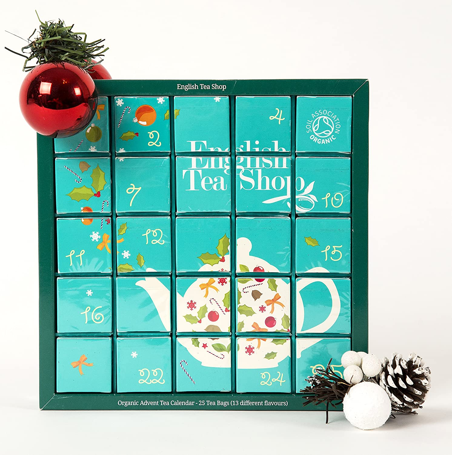 Image result for english tea shop advent calendar 2018