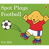 Spot Plays Football