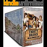 Mail Order Bride: Thirty Brides Mega Boxed Set (English Edition)