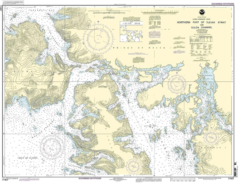 17407 -- del Norte parte de tlevak estrecho y canal de Ulloa ...