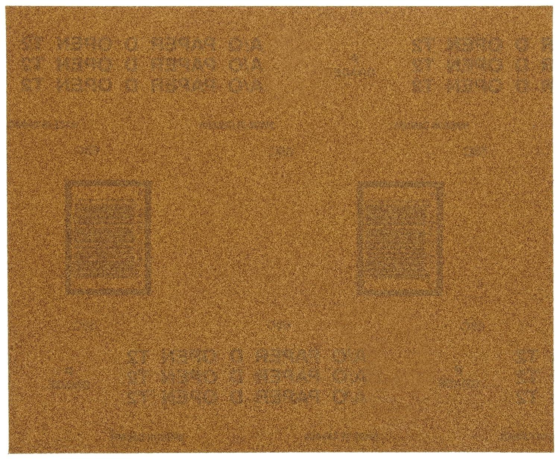 Aluminum Oxide pack of 20 Paper Backing Norton 3X Abrasive Sheet