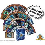 100 Rare cards Wizards Of The Coast SG/_B004U7F4R8/_US Magic: the Gathering Total 100 cards contains common, uncommon and rear cards.