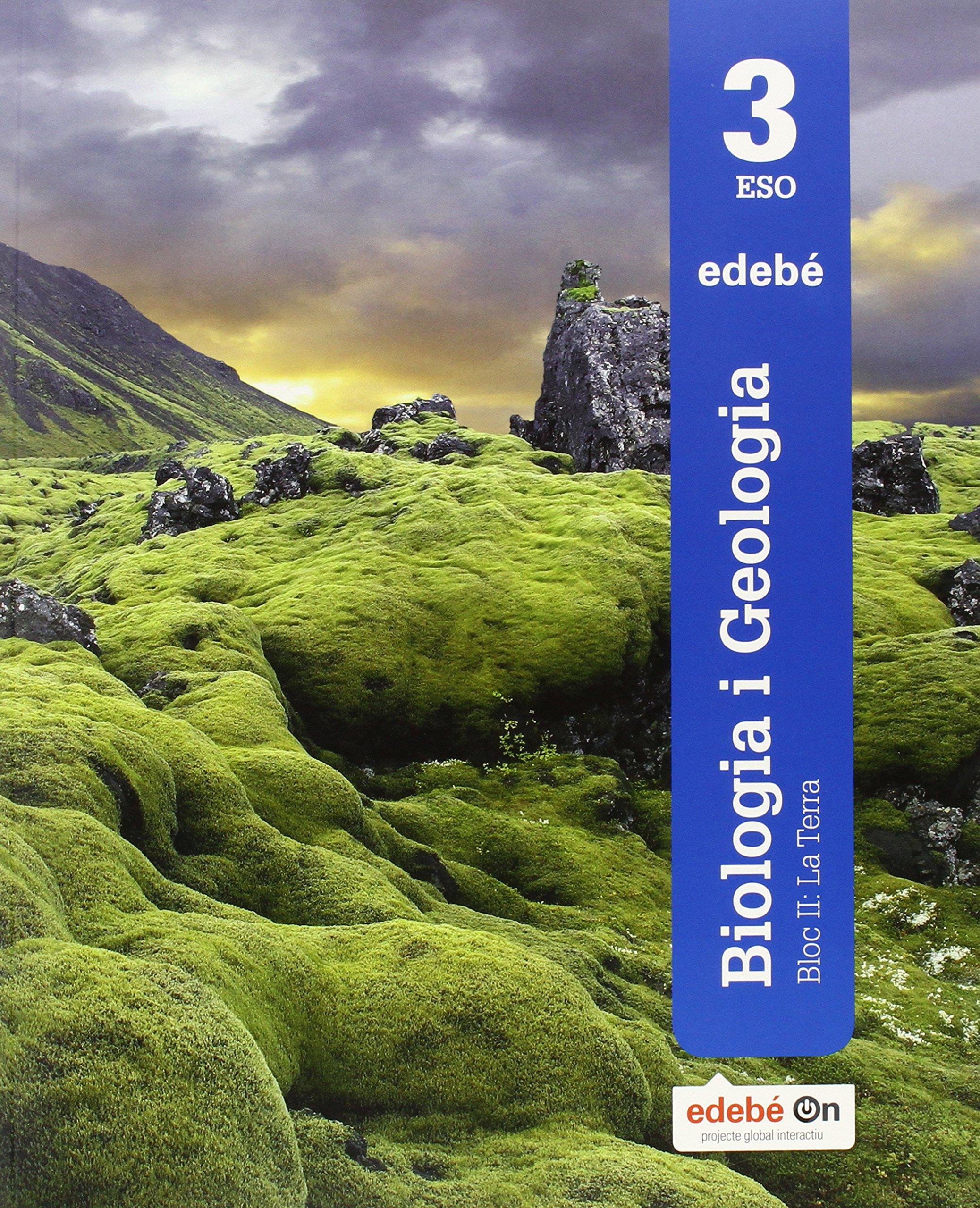 Biologia i Geologia 3 - 9788468320830: Amazon.es: Edebé, Obra ...