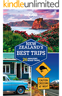 Lonely Planet New Zealands Best Trips (Travel Guide) (English Edition)