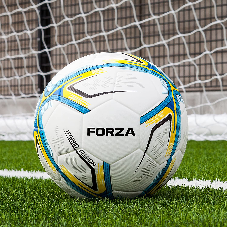 Forza ProトレーニングFusionサッカーボール[ 2018 ] – 設計で長持ち耐久性と、世界の強化トレーニングトップレベルサッカークラブ[ Netスポーツ] B077SVTL7Q Size 5 (Senior)|Pack Of 13 Pack Of 13 Size 5 (Senior)