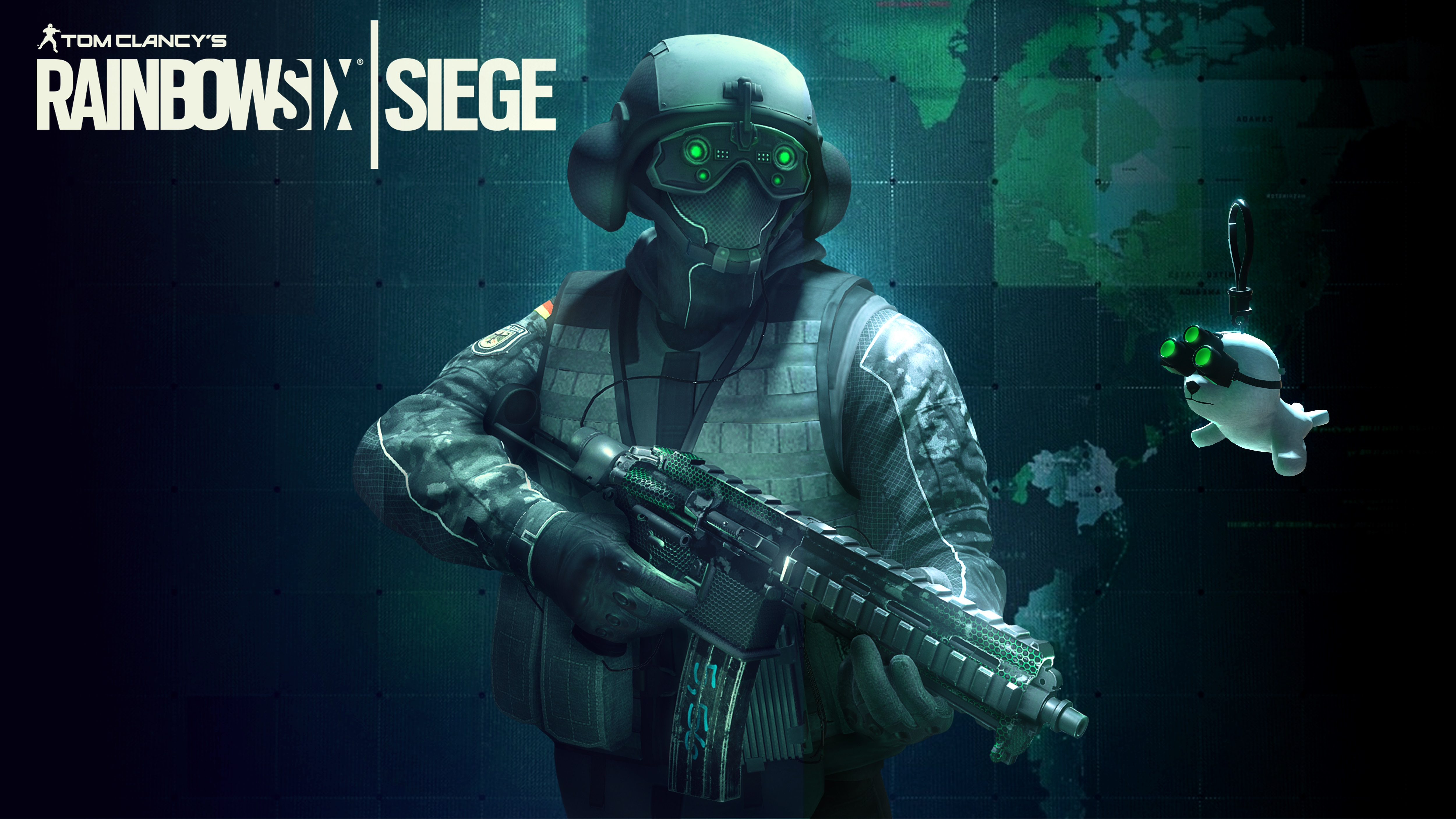 splinter cell rainbow six siege