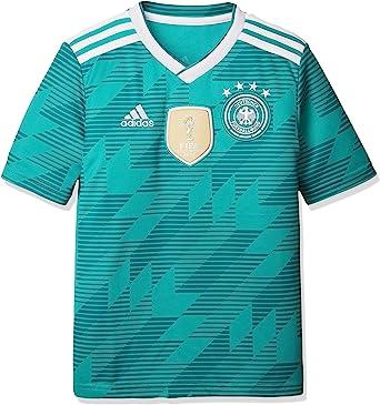 adidas DFB Away Jersey 2018 - Camiseta Bebé-Niños: Amazon.es: Ropa ...