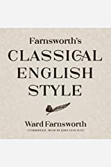 Farnsworths Classical English Style (The Farnsworth Classical English Series) Audio CD