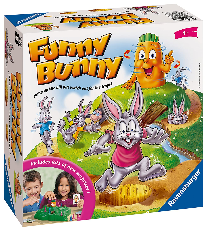 Ravensburger Funny Bunny Game 21330