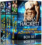 Phoenix Adventures Box Set: A SciFi Romance Collection