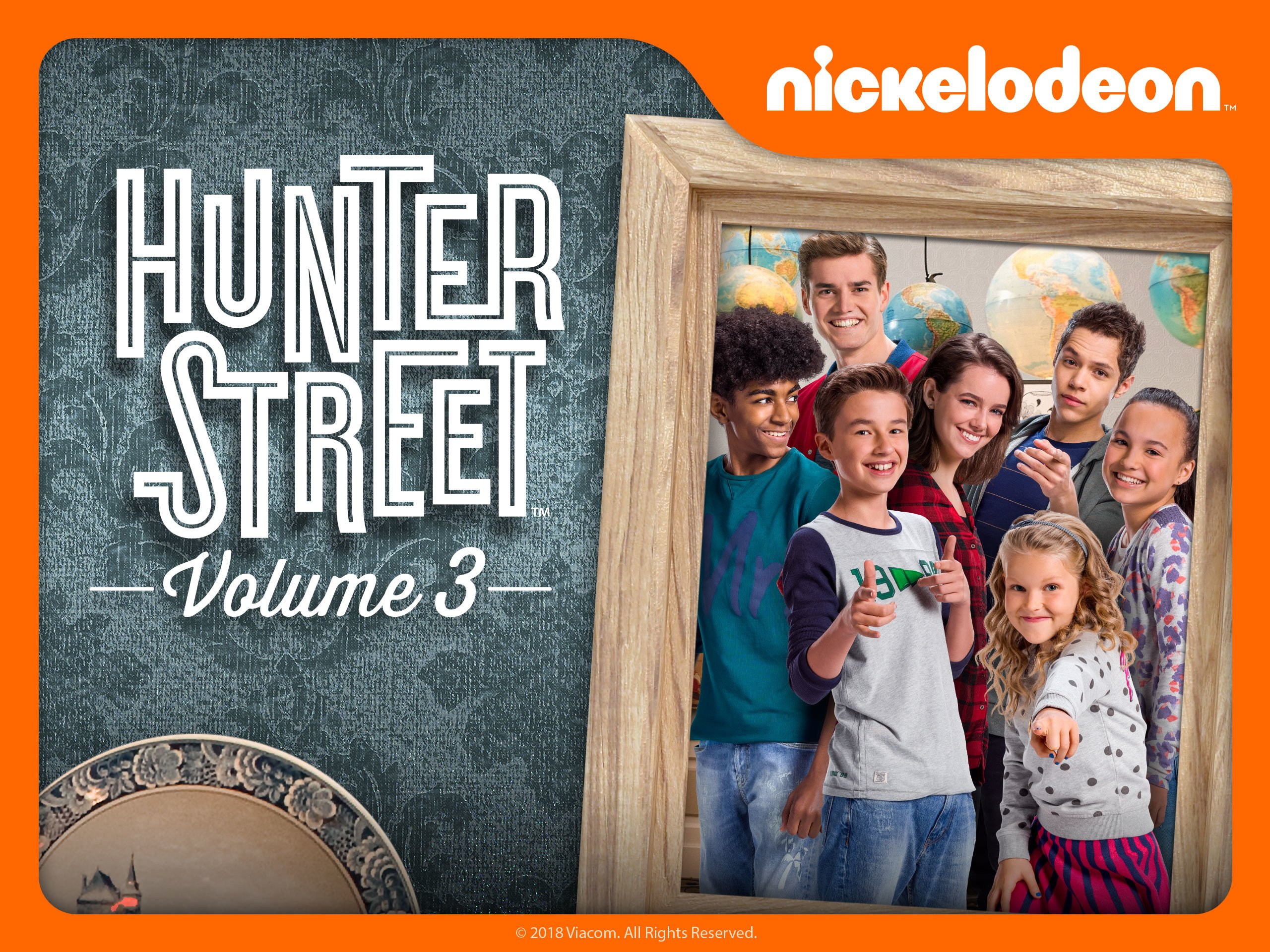Hunter Street Season 3 Episodes