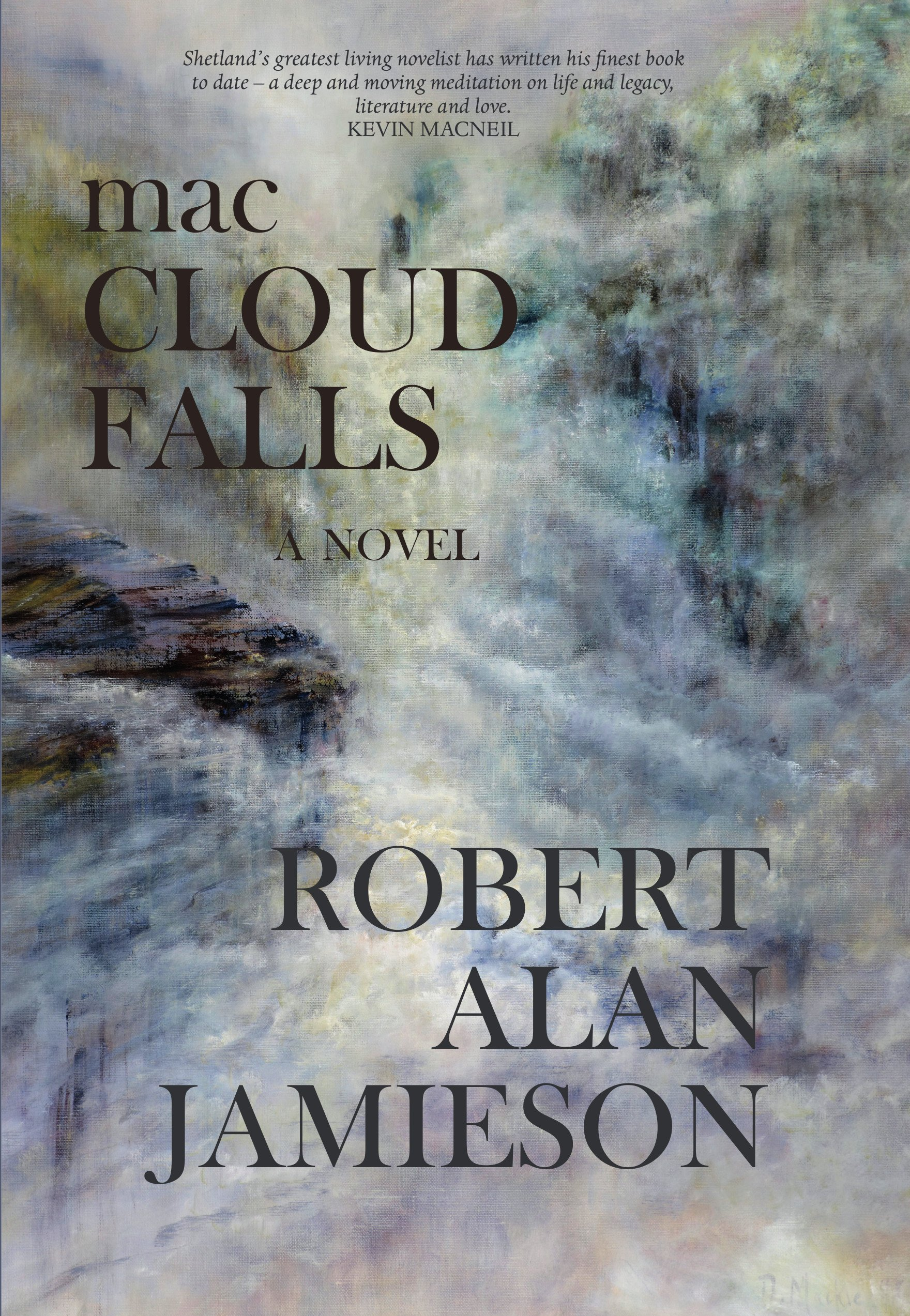 Image result for Robert Alan Jamieson, macCloud Falls,