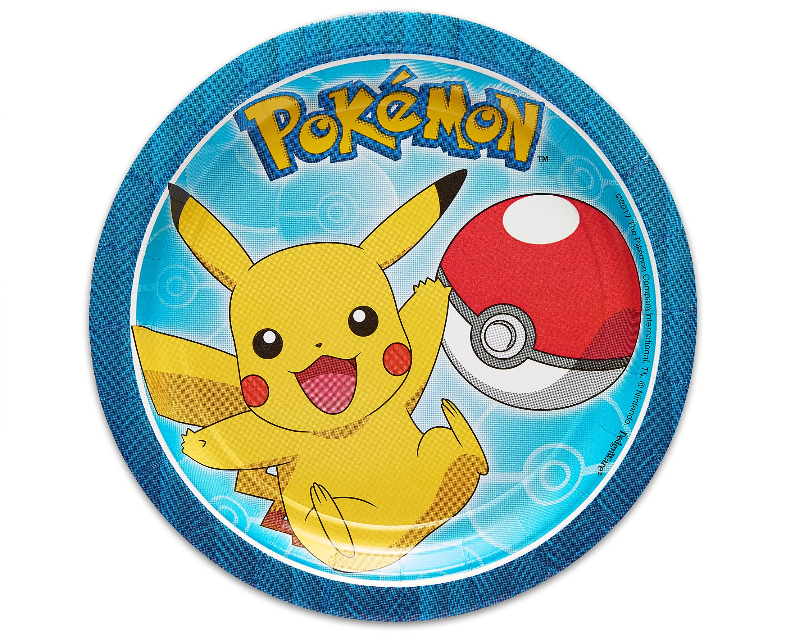 Amazon American Greetings Pokemon Invitations 8 Count Toys
