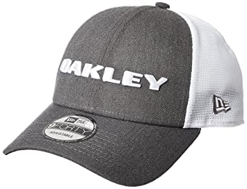 Oakley Men s Heather New Era Hat 745f68ae316