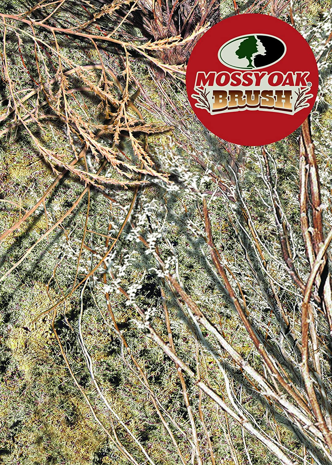 Mossy Oak Graphics (14003-BR) 8-Inch x 29.5-Inch Brush Gear Skin