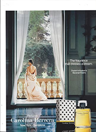 Carolina Herrera Perfume Ad