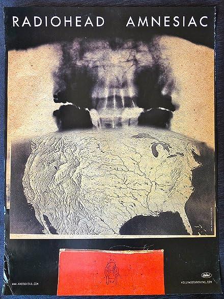 Radiohead, Amnesiac full album zip