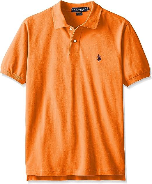 -U.S. Polo Assn.Polo con diseño de logotipo de pequeño pony para ...