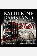 Heartland Horrors: Iowa, Kansas, Nebraska, Notorious USA: A True Crime Box Set Audible Audiobook