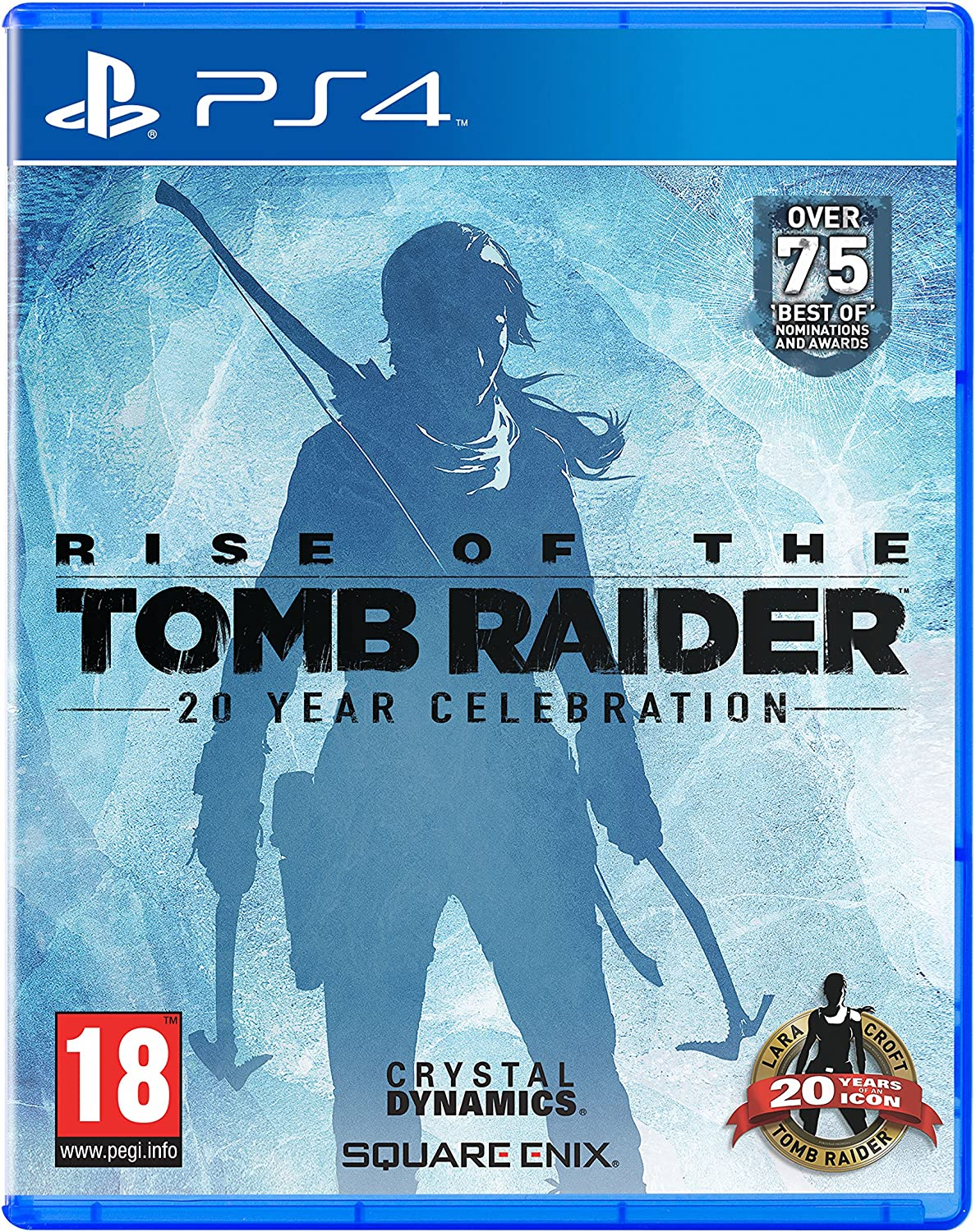 Rise Of The Tomb Raider: 20 Year Celebration - Day One Edition