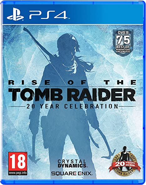Rise Of The Tomb Raider: 20 Year Celebration - Day One Edition ...