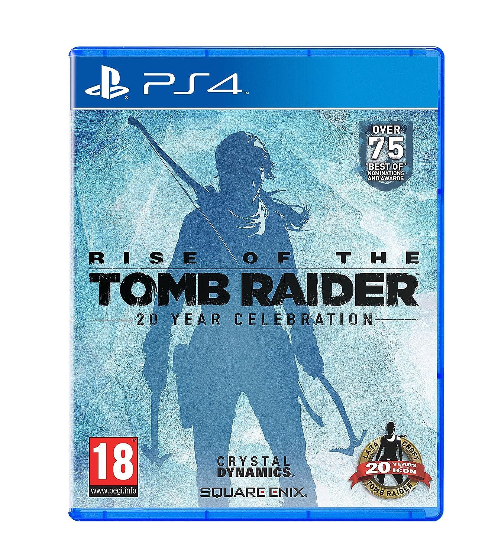 Amazon Com Koch International Rise Of The Tomb Raider 20 Year