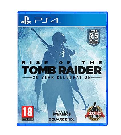 Amazon Com Koch International Rise Of The Tomb Raider 20 Year