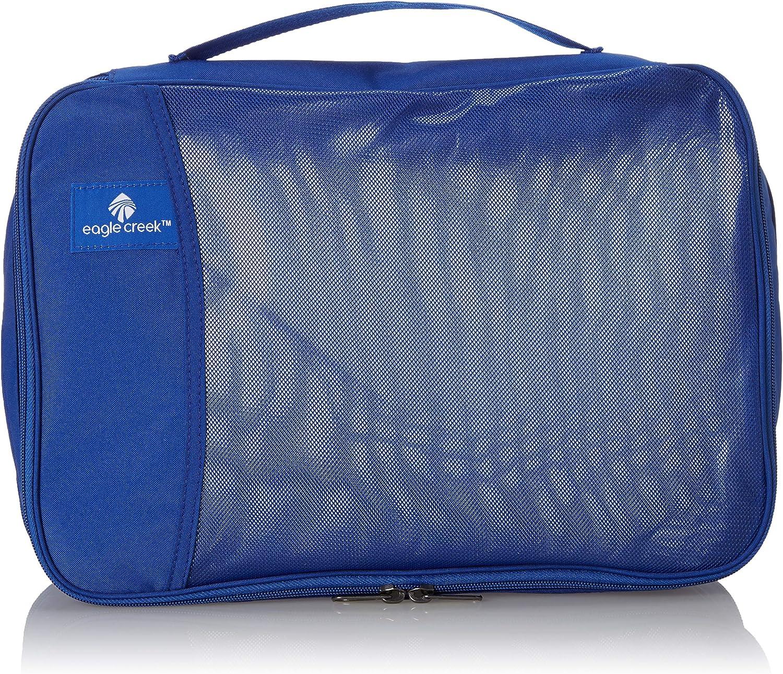 Eagle Creek Pack-It Clean/Dirty Split Cube Packing Organizer, Blue Sea