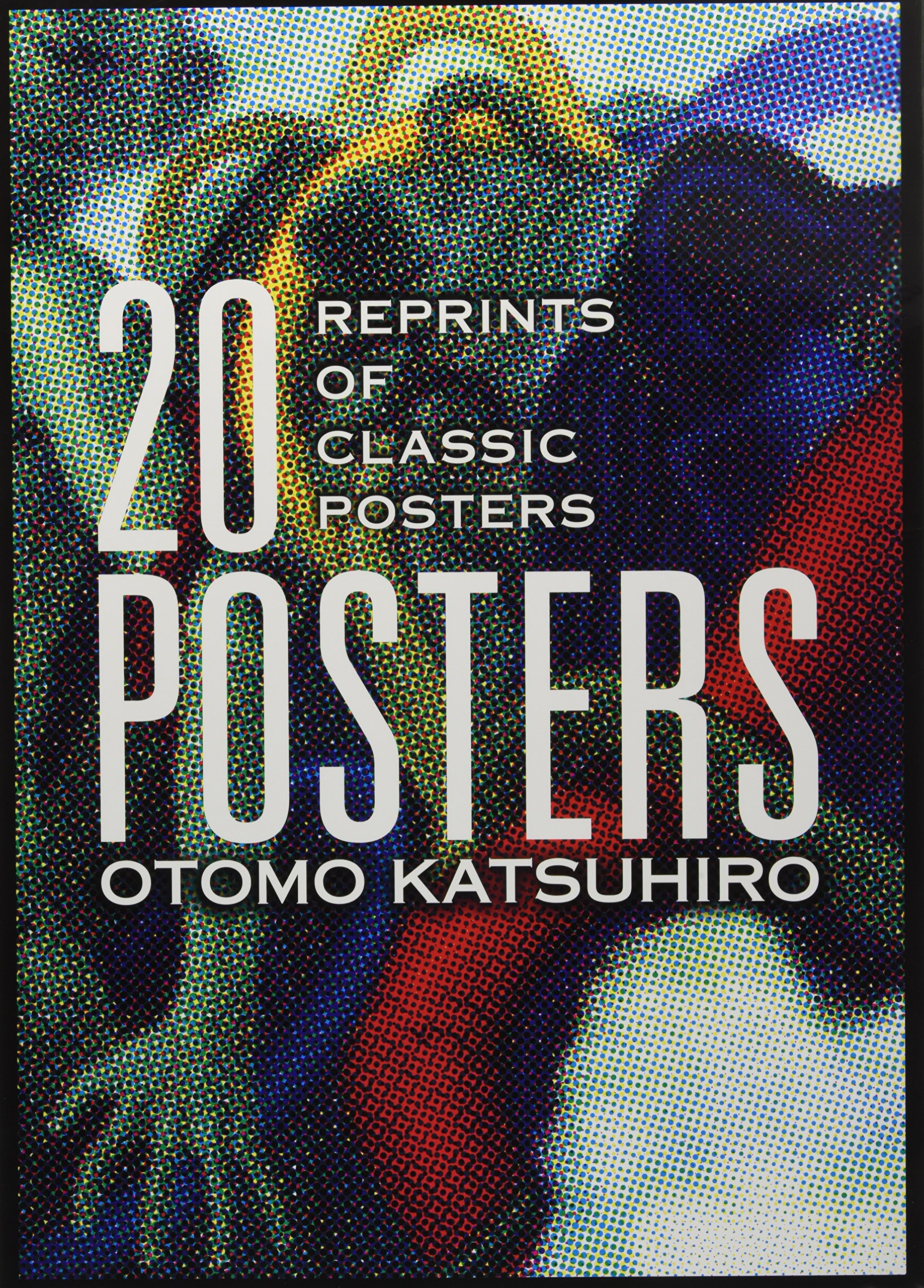 Otomo Katsuhiro  20 Posters Reprints Of Classic Posters