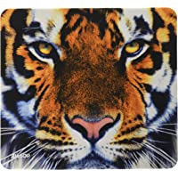 Allsop Nature's Smart Mouse Pad Tiger 60% Recycled Content, Anti-Microbial (30188)