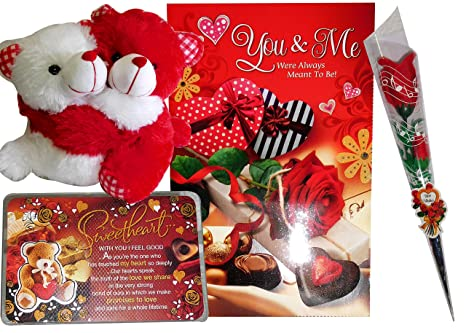 Buy Valentine S Day Gifts For Girlfriend Greeting Card Love