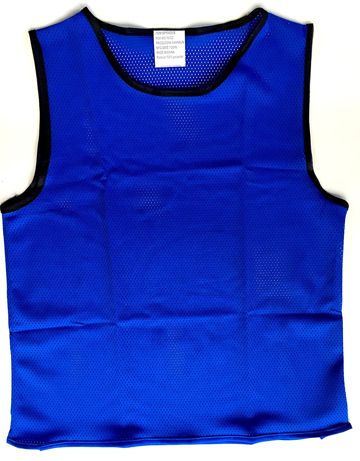 new arrival 46343 11e98 Youth Scrimmage Jerseys, Youth Scrimmage Training Vests for All Sports, by  Playscene (12 Pack)