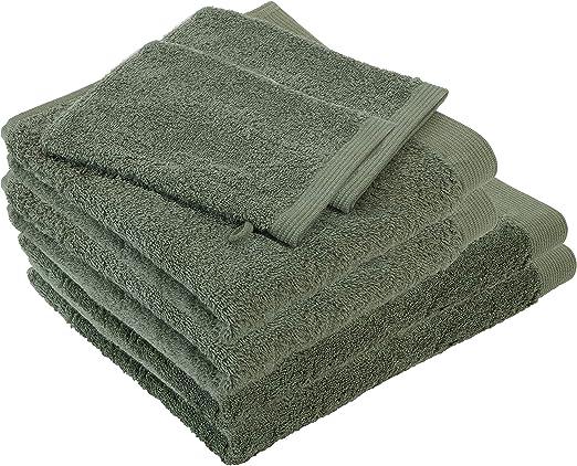 Eden - Juego de Toallas de baño de 100% algodón, 2 Toallas de baño ...