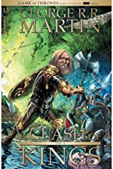 George R.R. Martin's A Clash of Kings Vol. 2 #13 (George R.R. Martin's A Clash Of Kings: The Comic Book) Kindle Edition
