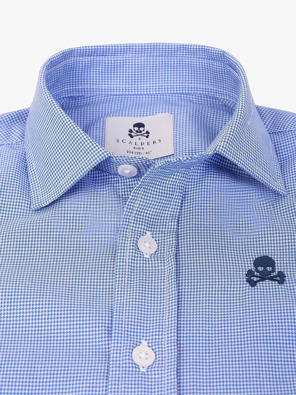 Scalpers Siena Shirt Kids - Camisa para niño, Talla 14, Color ...