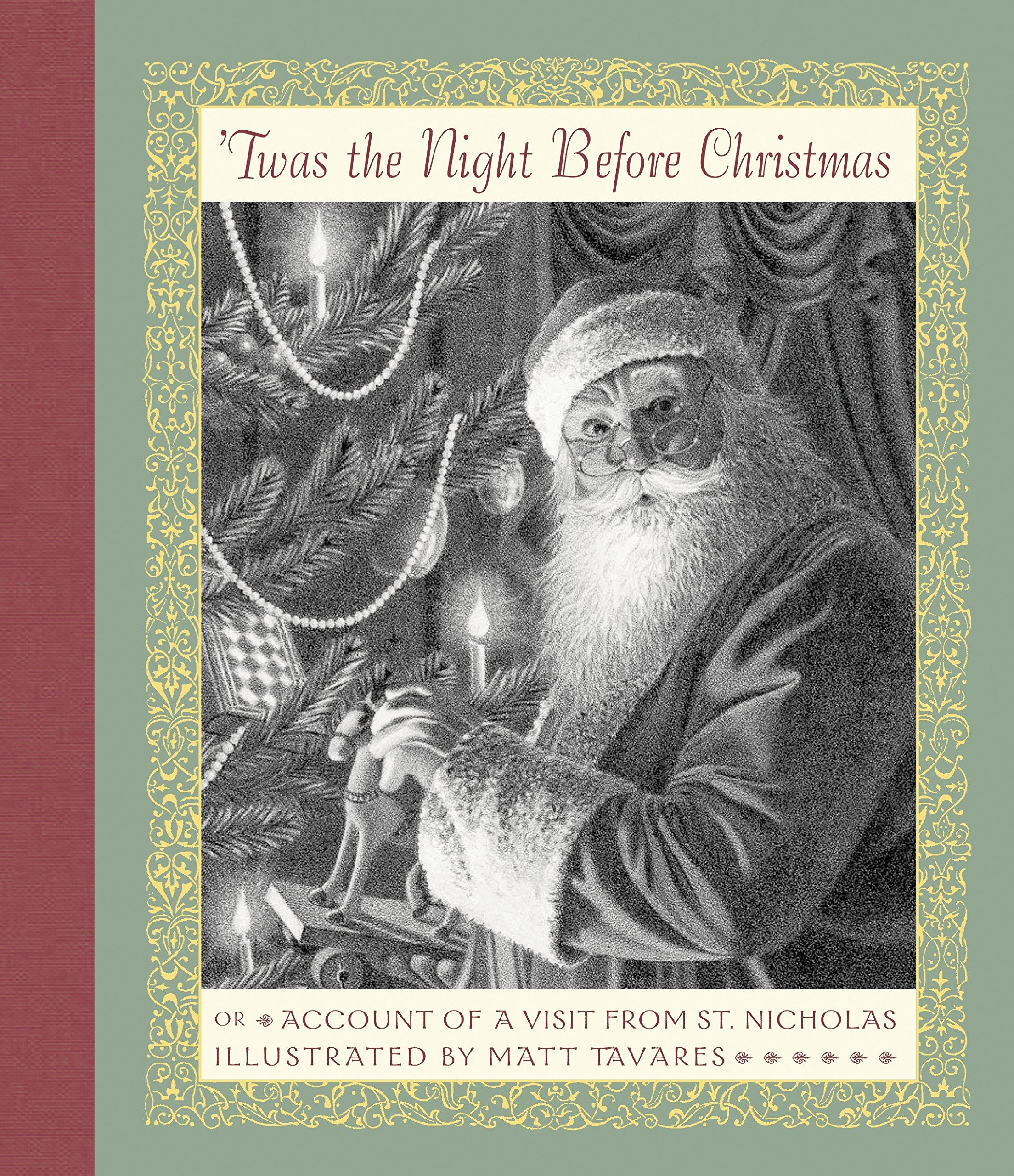 'Twas the Night Before Christmas: Or Account of a Visit from St. Nicholas pdf epub