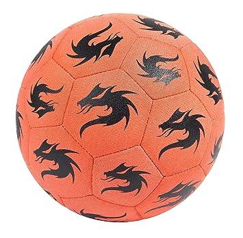 Monta, Freestyler, 5, 5211145616 - Pelota de fútbol, color naranja y negro: Amazon.es: Deportes y aire libre