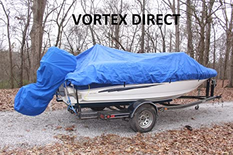 Amazon com : VORTEX BLUE 600D MARINE GRADE OUTBOARD MOTOR