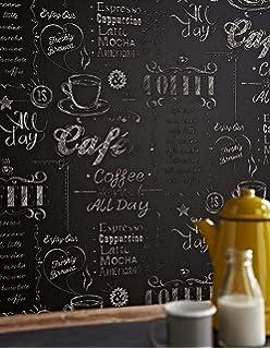 Coffee Mug Black White Wallpaper