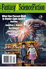 The Magazine of Fantasy & Science Fiction March/April 2015 (The Magazine of Fantasy & Science Fiction Book 128) Kindle Edition