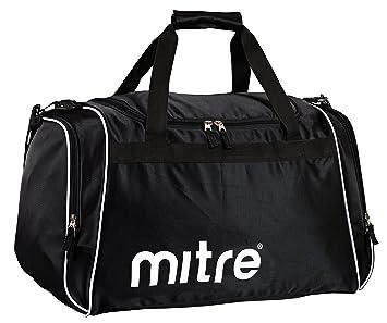 Mitre 08 Corre - Bolsa/Red para balones de fútbol, Color Negro ...