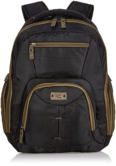 b856baca87c camel active Montego Backpack 42 cm Laptop Compartment schwarz ...
