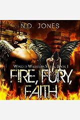 Fire, Fury, Faith: Winged Warriors Audible Audiobook