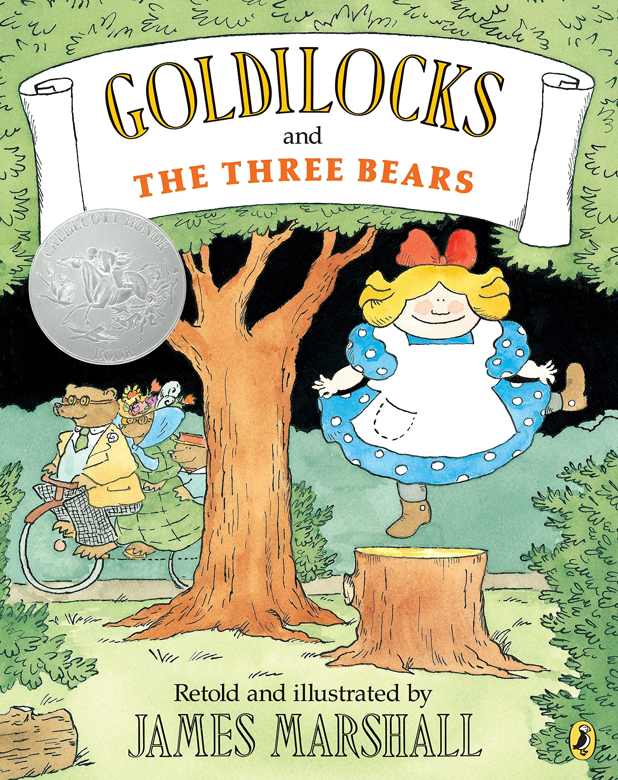 Image result for goldilocks and the three bears james marshall