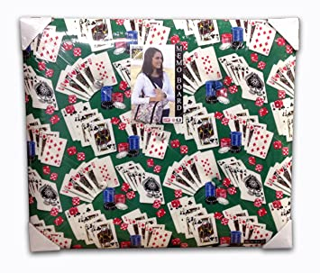 Amazoncom Poker Memo Board Casino Vegas Atlantic City Theme