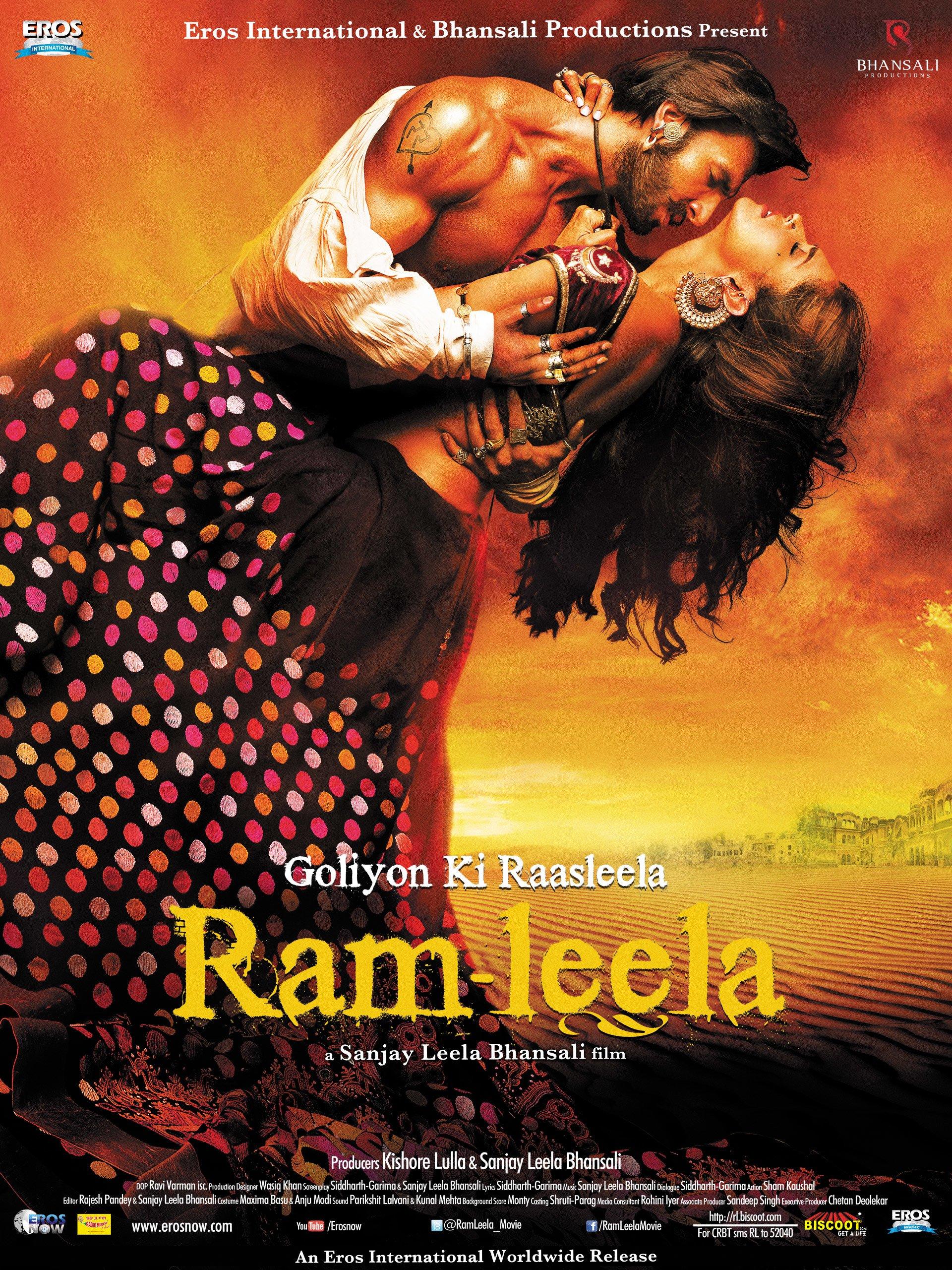 Goliyon Ki Raasleela Ram Leela Full Movie Download With